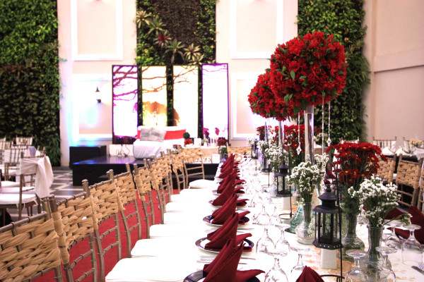 Wedding at Hanging Gardens Manila