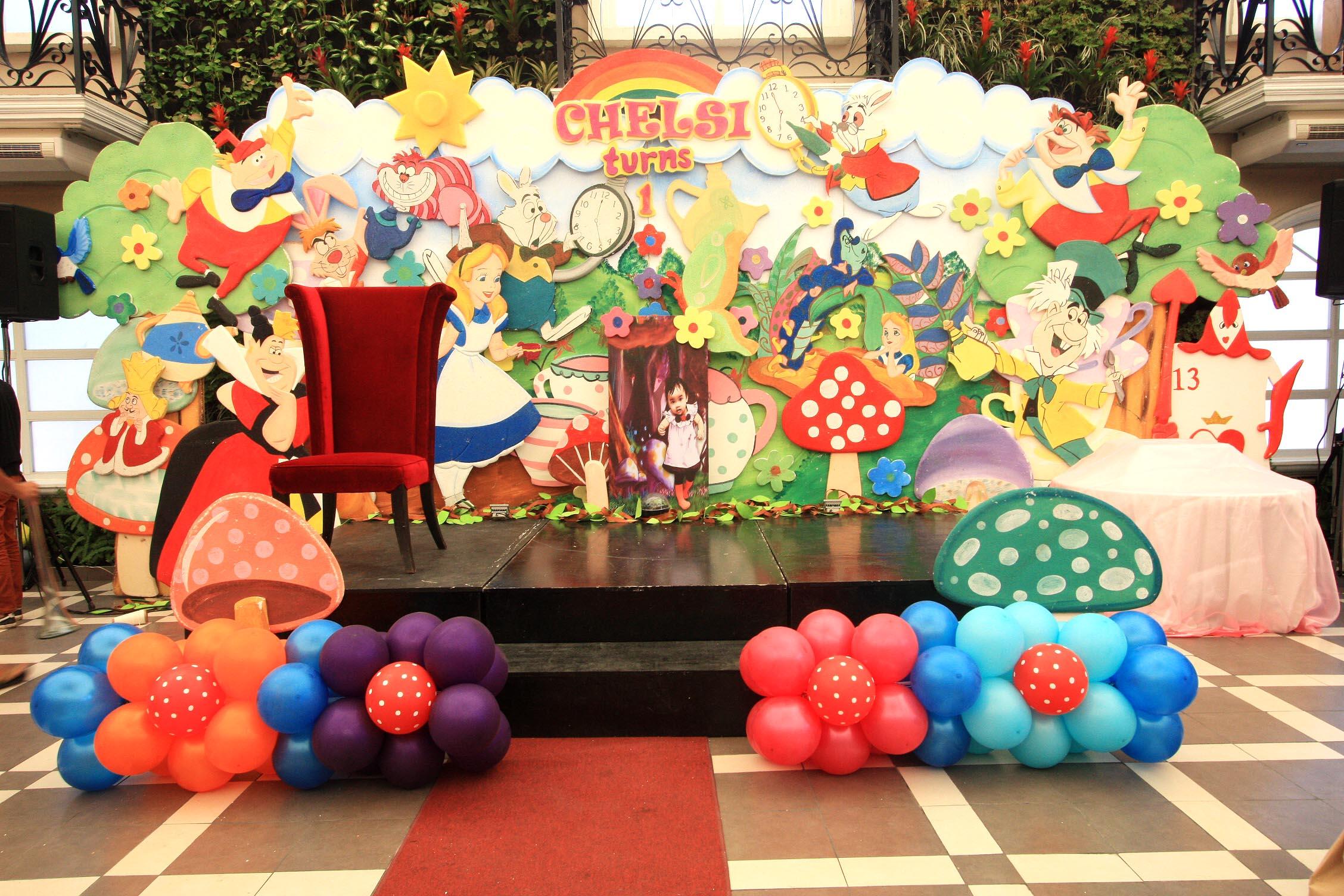 KIDDIE PARTIES Hanging Gardens Events Venue