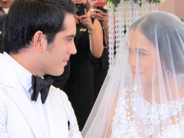 Gerald Anderson and Isabelle Daza