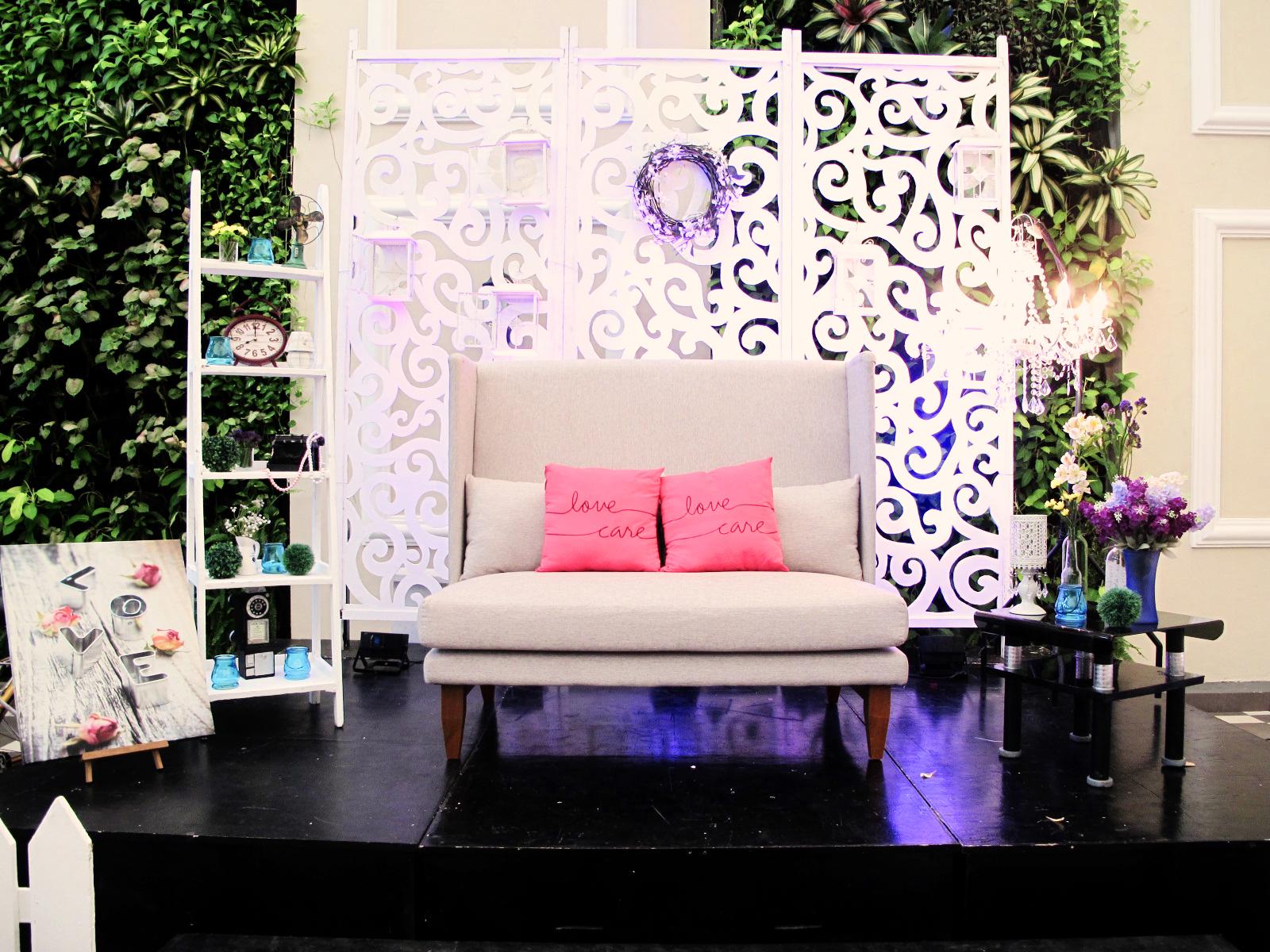 Alyanna's Vintage Pastel Debut | Hanging Gardens Events Venue