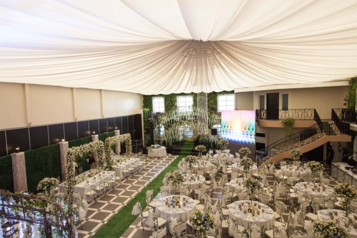 Debut Hanging Gardens Events Venue