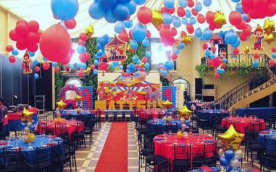 Mattheus 1st Birthday Party at Carnival!