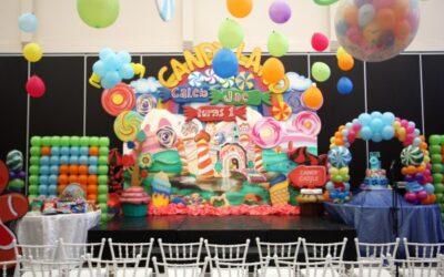 Caleb's Candyland Birthday